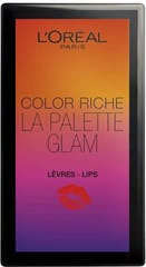 L'oreal Lip Palette Color Riche Glam