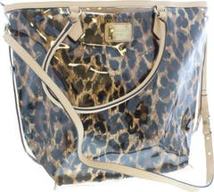 Victoria's Secret Tas Leopard