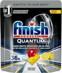 Finish Vaatwastabletten 36 stuks Quantum Ultimate Lemon