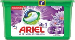 Ariel Pods 28 Stuks 3in1 Touch Of Lenor