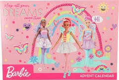 Barbie Adventkalender Make-up