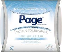 Page Vochtig Toiletpapier StartBox