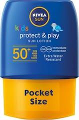 Nivea Sun Kids Protect & Play Zonnemelk SPF50+ - 50 ml