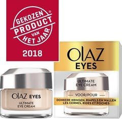 Olaz Oogcrème 15 ml Eyes Ultimate