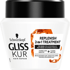 Gliss Kur Haarmasker 300ml Total Repair