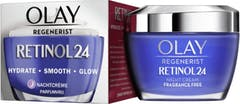 Olay Regenerist Retinol24 Hydraterende Nachtcrème