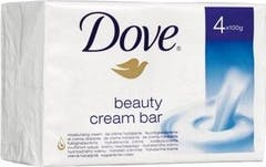 Dove Zeep Regular  4 x 100 gram