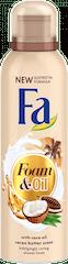 Fa Doucheschuim 200 ml Mousse&Oil Cocoa