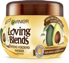 Garnier Loving Blends Haarmasker 300ml Avocado Olie