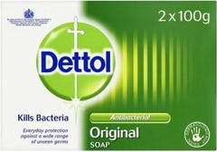 Dettol Antibacterieel Handzeep 2 x 100 Gram Original