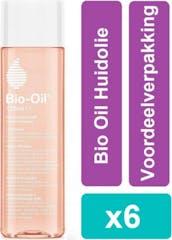 Bio Oil Huidolie 6 x 125 ml Voordeelverpakking