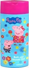 Peppa Pig bad en douchegel 400ml