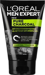 Men Expert Pure Charcoal Face Wash 100ml