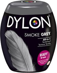 Dylon Textielverf All-in-1 Pod Wasmachine 350 gram Smoke Grey