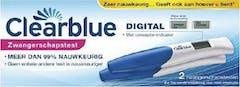 ClearBlue Zwangerschapstest Digital -  2st