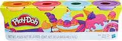 Play-Doh Klei 4 Pastel Kleuren