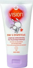 Vision Sun Baby Zonnebrandcrème & Young Kids 50+ 50 ml