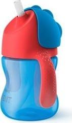 Avent Rietjes Beker 200 ml Rood/Blauw