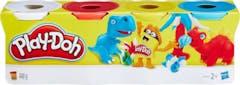 Play-Doh Basiskleuren 4 Potjes