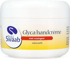 Swaab Glyca Handcrème 100 ml Rozengeur