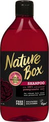 Nature Box  Shampoo 385ml Pomegranate