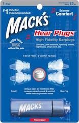 Mack's Earplugs New Hear - 1 paar
