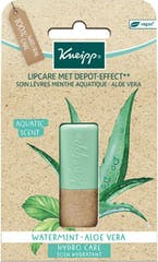 Kneipp  Lipcare Watermint Aloe Vera 4,7gr