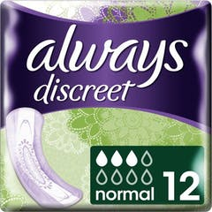 Always Discreet Maandverband Normaal