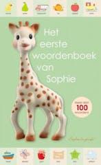 Sophie De Giraf Het Eerste Woordenboek van Sophie