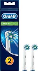 Oral-B Opzetborstels 2 stuks CrossAction