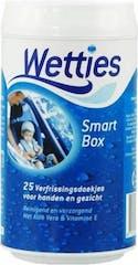 Wetties Smart Box Aqua - 25 Stuks