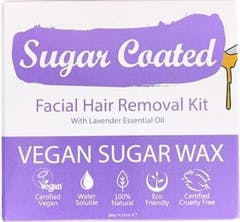 Sugar Coated Hair Removal Kit 200 gram Facial