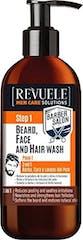 Revuele Men Beard Face & Hairwash