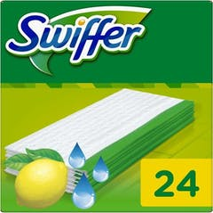 Swiffer Vloer Doekjes Nat 24 Stuks