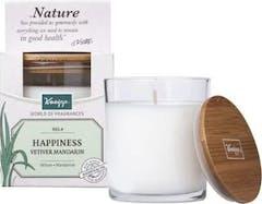 Kneipp Geurkaars 145gr Happiness Vetiver Mandarin