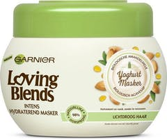 Loving Blends Haarmasker Amandelmelk 300 ml