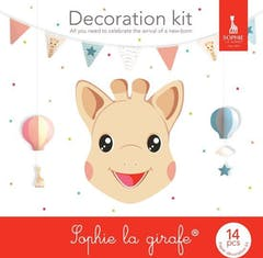 Sophie de Giraf Decoration Set