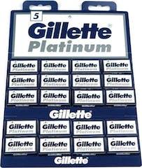 Gillette Platinum 100 Scheerbladen
