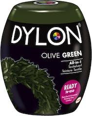 Dylon Textielverf Wasmachine Pods 350 gram Olive Green