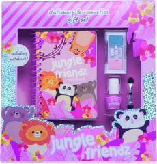 Casuelle Geschenkset Jungle Friends Make-Up