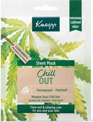 Kneipp Gezichtsmasker Sheet Chill Out