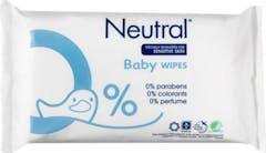 Neutral Baby Doekjes - 63 Stuks