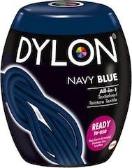 Dylon Textielverf All-in-1 Pod Wasmachine 350 gram Navy Blue