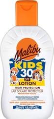 Malibu Kids Zonnebrand Lotion 200ml SPF30