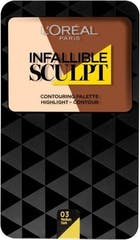 L'oreal Foundation Infallible Sculpt 03 Medium/Dark