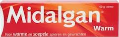 Midalgan Creme Warm - 60 gram