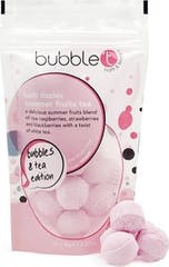 Bubble T Bath Fizzies Summer Fruits 10st