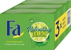 Fa Zeep 3x100 gram Refreshing Lemon