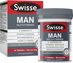 Swisse Man Multivitaminen - 30 tabletten