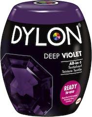Dylon Textielverf All-in-1 Pod Wasmachine 350 gram Deep Violet